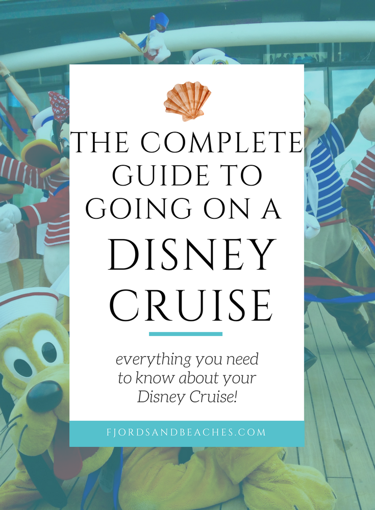 A Guide to Going on a Disney Cruise