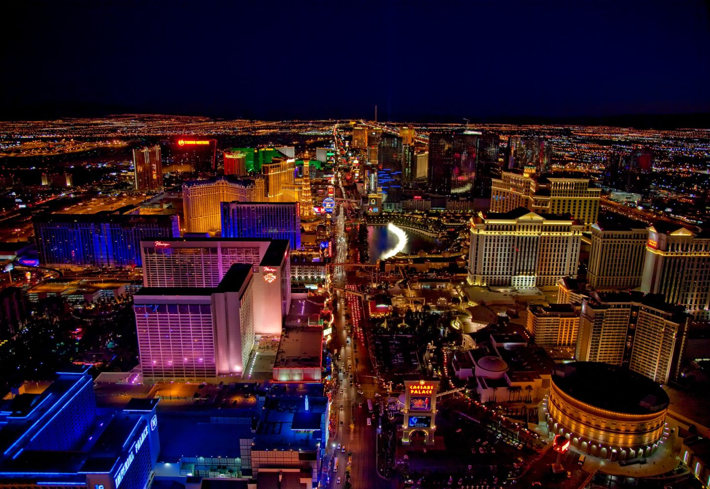 Six Las Vegas Suites we are dying to stay in!