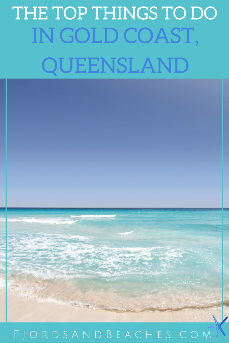 Travel Guide to the best places on the Gold Coast, Queensland. #Australia #Travel #GoldCoast