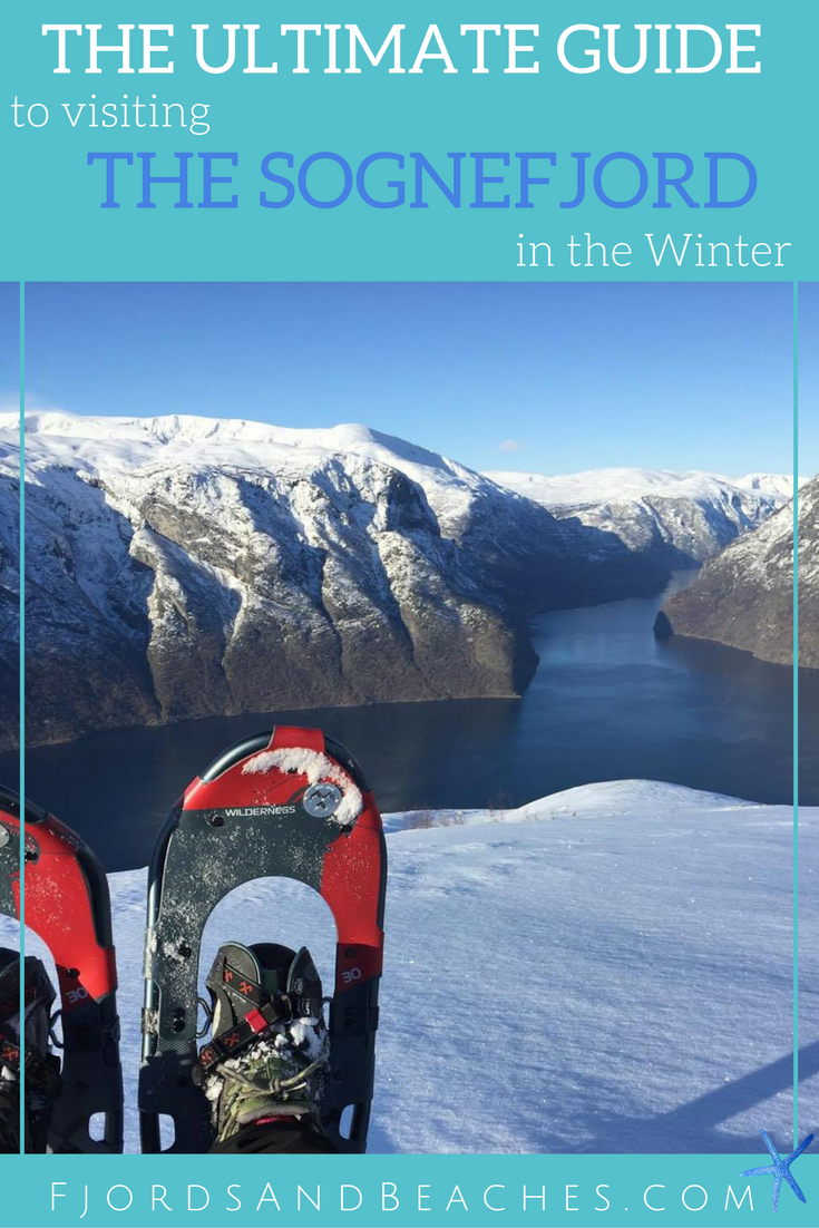 Visiting the fjords in the Winter