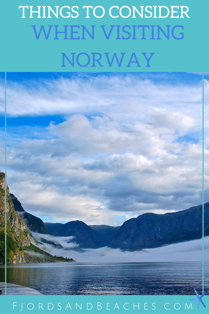 Things to consider when visiting Norway
