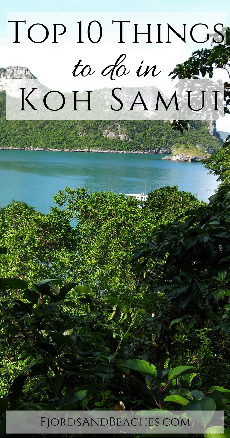 Top 10 Things to do in Koh Samui, Thailand What to do in Koh Samui