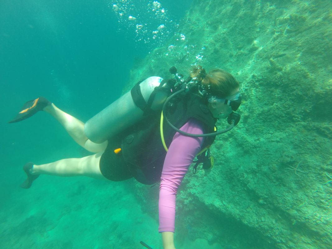 Diving in Thailand PADI Open Water Certified in Thailand
