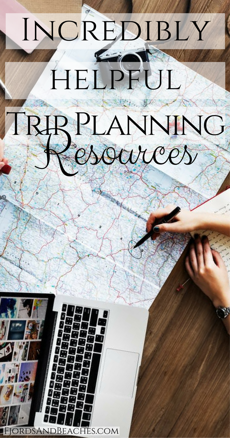 The Best Trip Planning Resources - Top Trip Planning Resources