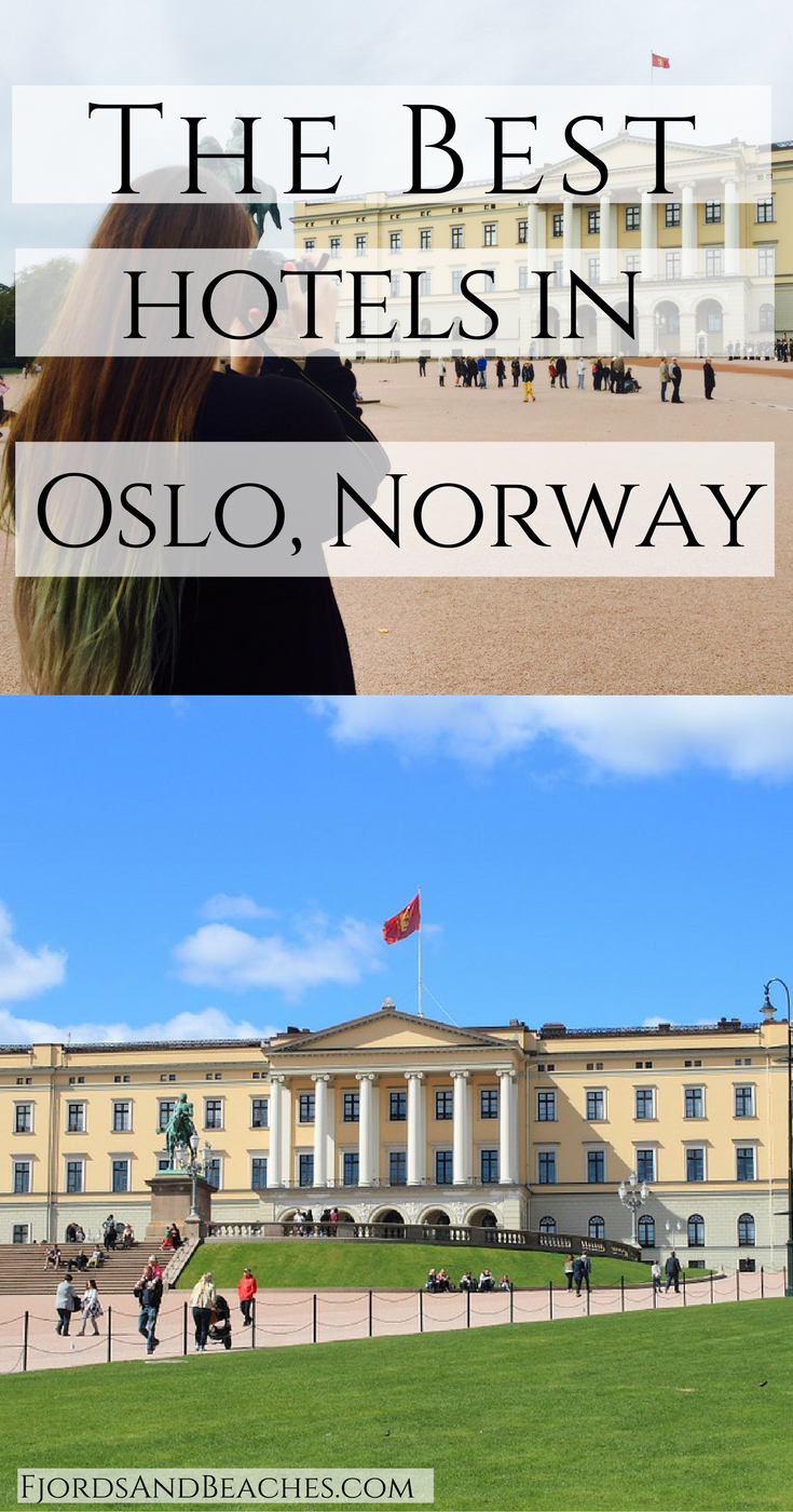 The Best Hotels in Oslo, Norway
