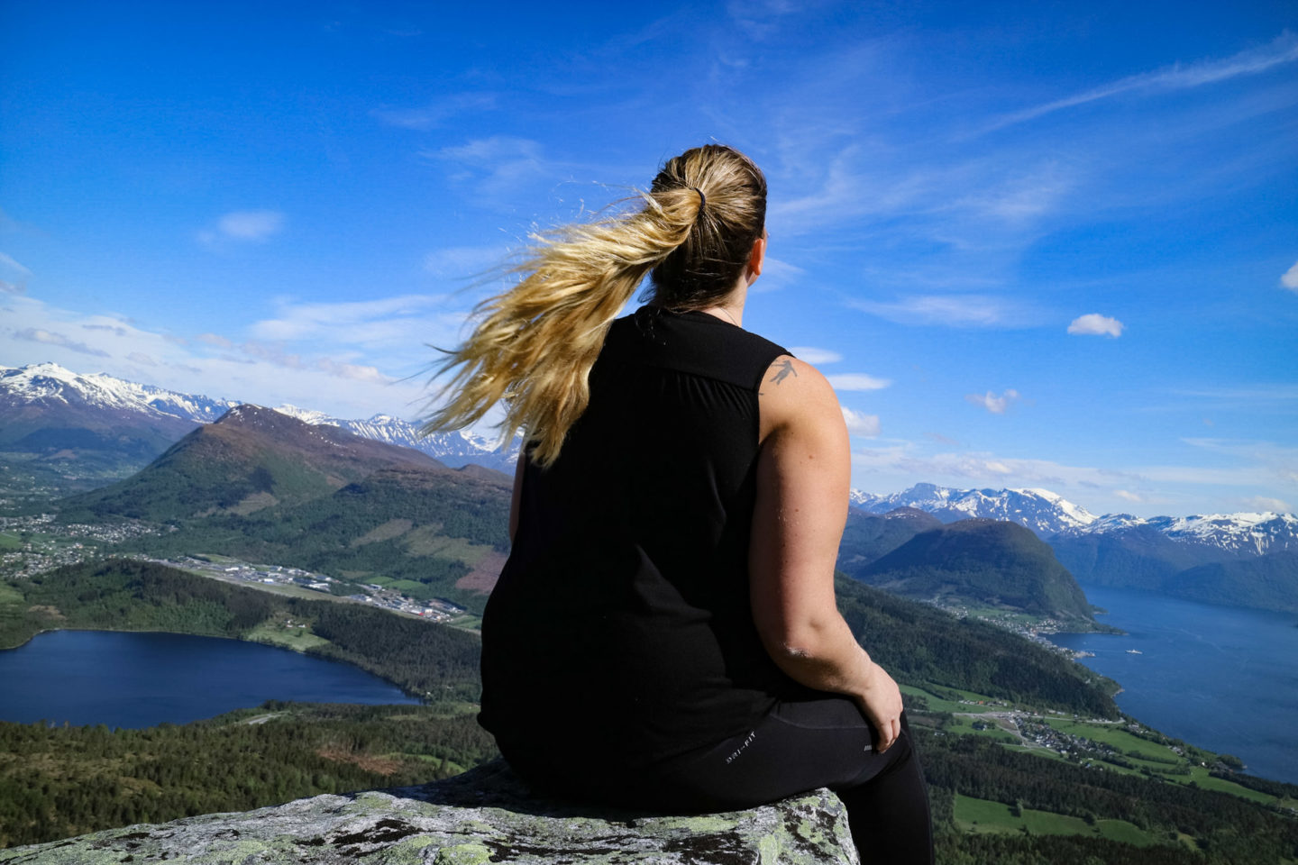 Kickass Female Instagrammers to Follow for Norwegian Wanderlust