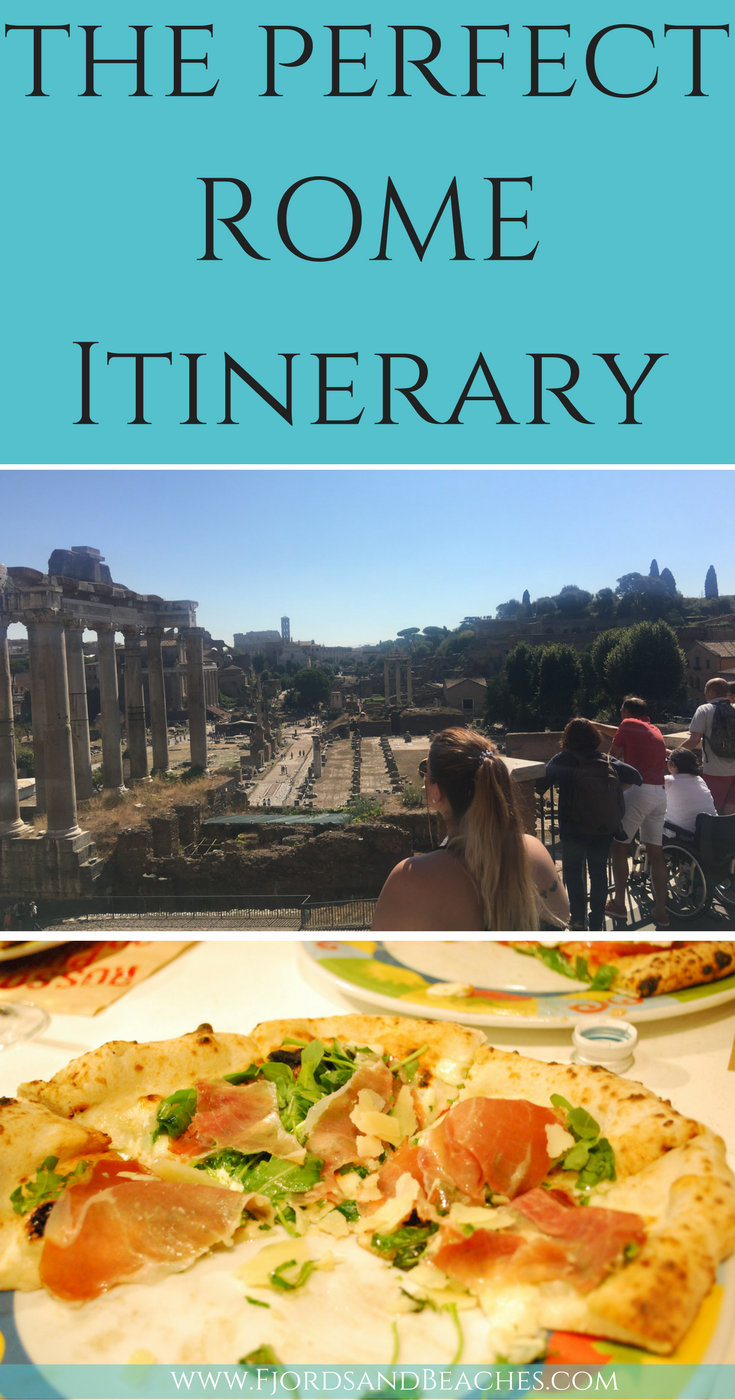 Rome itinerary, itinerary for rome, best rome itinerary, what to do in rome