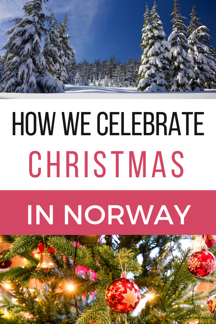 A guide to celebrating Christmas in Norway. Hilarious Norwegian Christmas traditions and how we celebrate Christmas in Norway. #Norway #Christmas #VisitNorway #Scandinavia #ChristmasTraditions