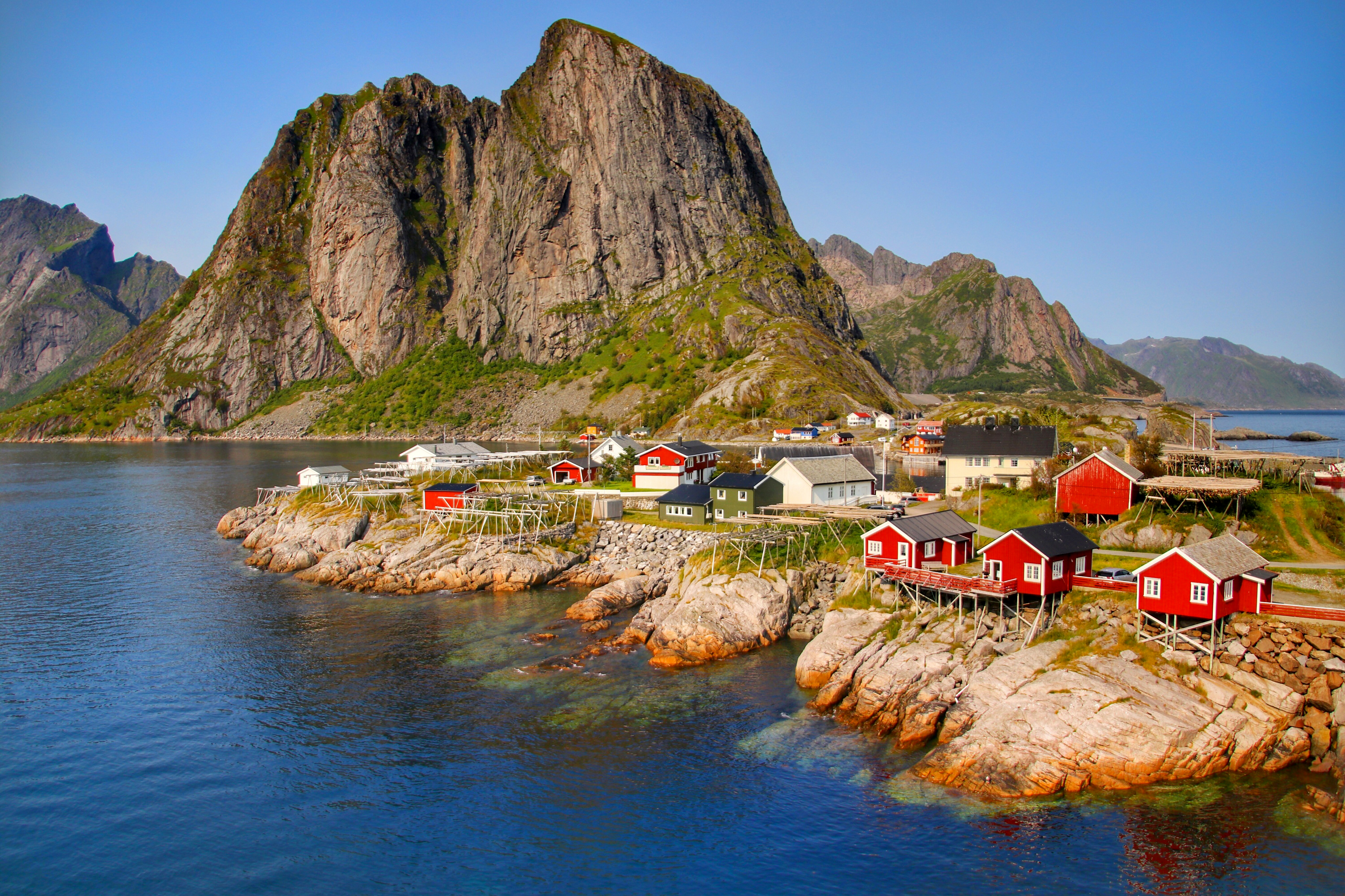 Hamnoy lofoten, another beautiful place in Norway