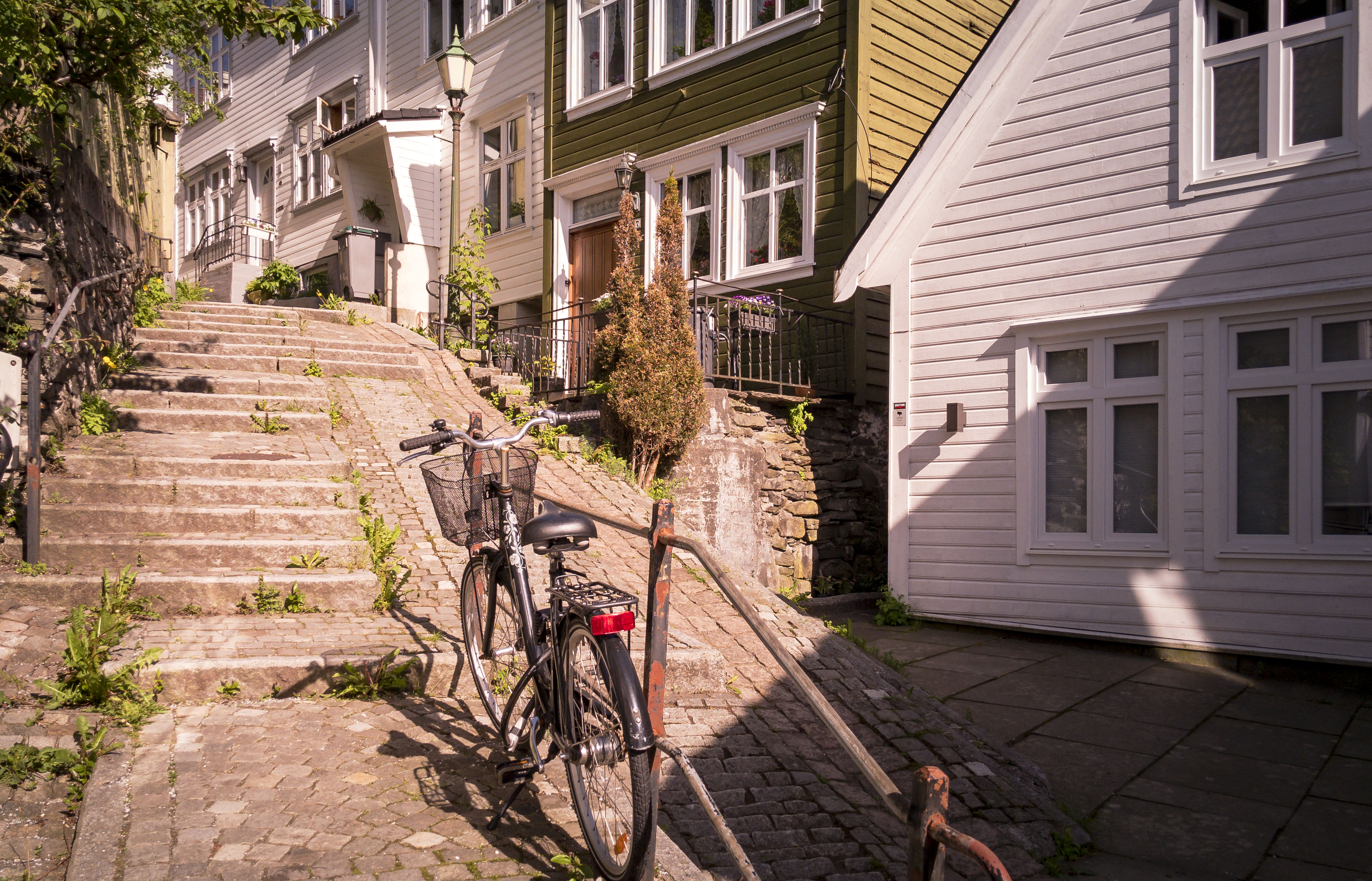 bergen is a must see place in Norway to visit