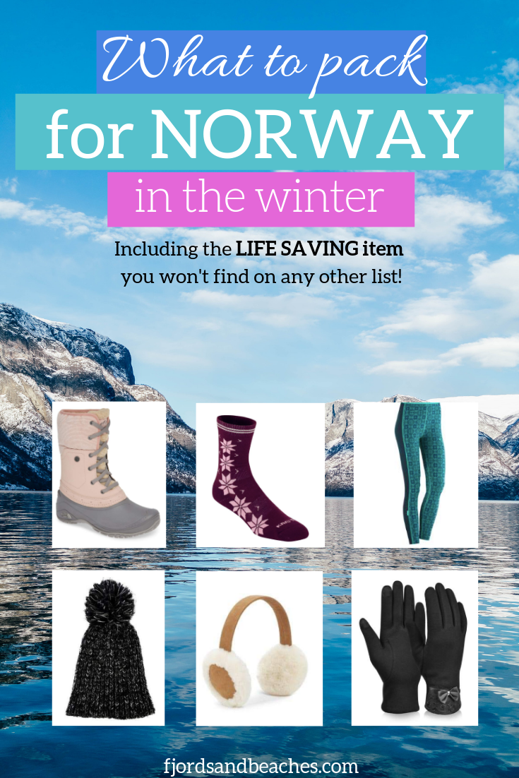 c7a33716f The ultimate Norway winter packing list. Visiting Norway in winter  This  guide covers everything