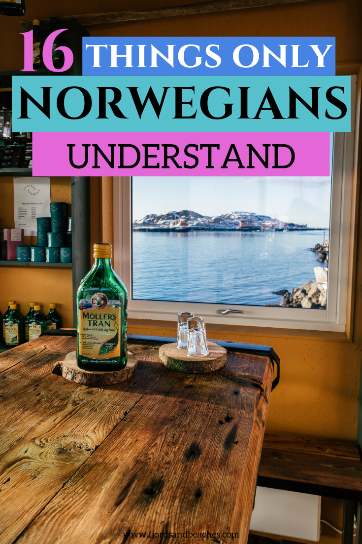 Things you'll only understand if you grew up in Norway, 18 funny things about Norwegians and Norway you'll wish you knew sooner. 18 things only Norwegians understand. #Norway #VisitNorway