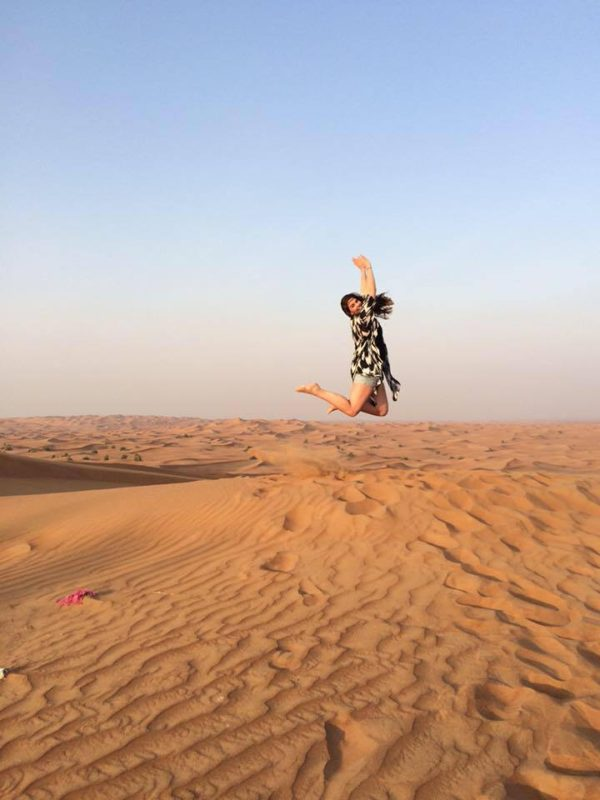 Dubai excursions, the best desert safari with a photo shoot
