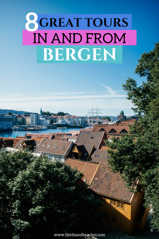 Amazing Bergen tours for the perfect bergen sightseeing trip! Whether you are looking for fjord trips from Bergen or Bergen boat tours, this list has what you need to plan your perfect trip to #Bergen #Norway. #VisitNorway