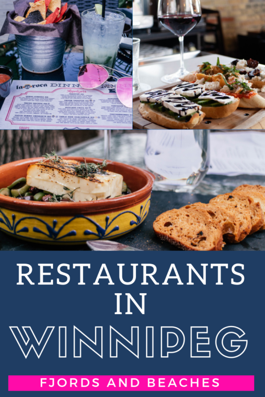 If you are looking for where to eat in Winnipeg, Manitoba, this guide is everything you need. Browse this list og over 7 good restaurants in Winnipeg (even great), #Canada. #Travel #Food
