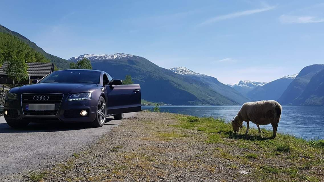 where to stop on a road trip in norway, fjords, aurland