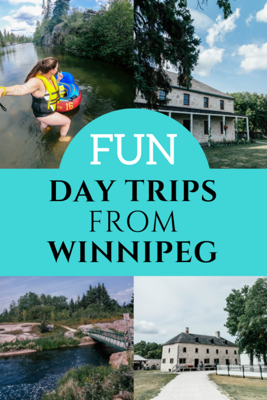 I share my 5 favourite day trips from Winnipeg, Manitoba! These are all great day tours, within a short drive from the city. #Canada #DayTrip #Winnipeg #ExploreMB
