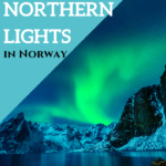 A guide to the best time to see the northern lights in Norway, answered! #VisitNorway #Norway