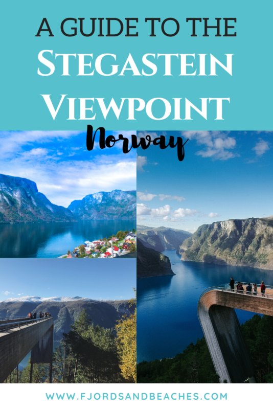 Don't miss this guide to visiting Stegastein, a viewing platform in Aurland, Norway! It should definitely be on your #BucketList for #Norway