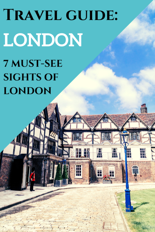 What to visit in London; must-see sights as written by a former Londoner. #London #CityGuide #Travel