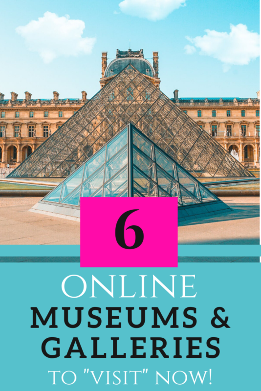 From the Met to the Louvre, here are 6 famous museums and galleries that offer free vitrual tours for art lovers! In the current #stayathome situation, why not visit some of these online?