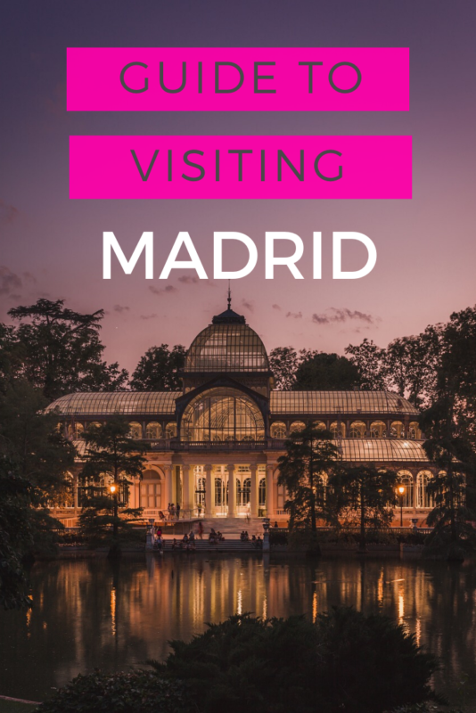 Madrid City Travel Guide, including how to get there, how to get around the city and what to do in #Madrid, #Spain.