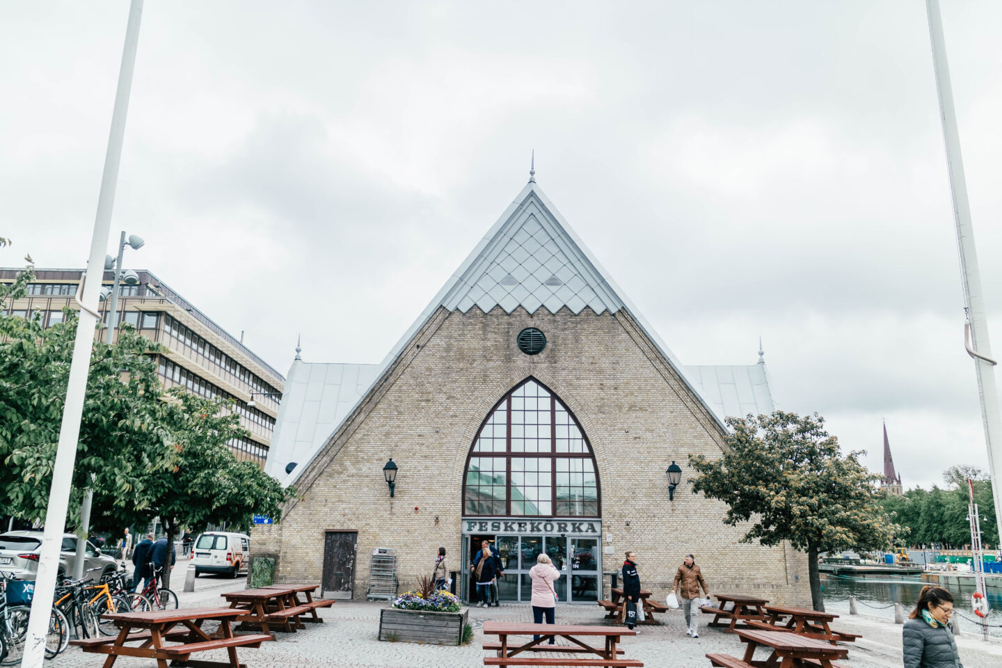 the fish church, things to do gothenburg