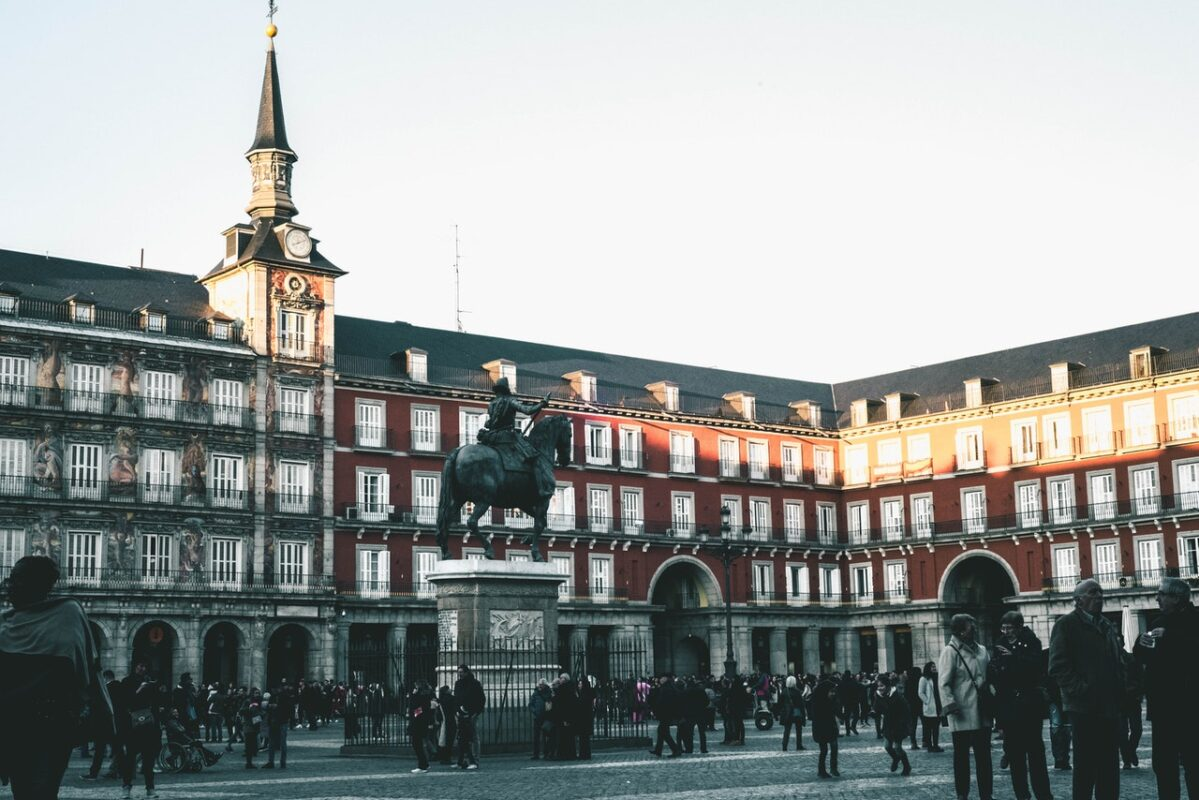 plaza mayor, madrid, one of the top places to see in the city